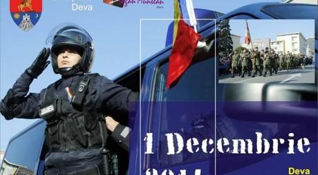 Trafic rutier RESTRICŢIONAT la Deva de 1 Decembrie