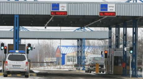 Trei noi puncte de trecere a frontierei între România şi Serbia