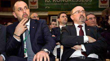 UDMR ar putea negocia o nouă majoritate parlamentară