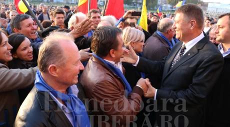 EXCLUSIV – A doua ţară în care câştigă Iohannis categoric