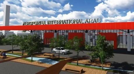 Încă un pas până la începerea lucrărilor de modernizare a aeroportului din Arad