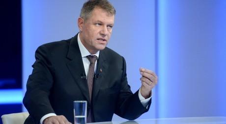 Klaus Iohannis anunță ADEVĂRATA diferență între el și Ponta în sondaje