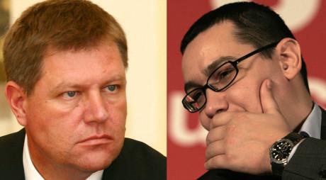 Iohannis a anunţat unde vrea să aibă loc dezbaterea electorală cu Ponta