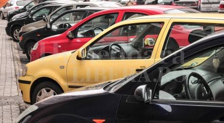 Fiscul vinde din nou zeci de mașini