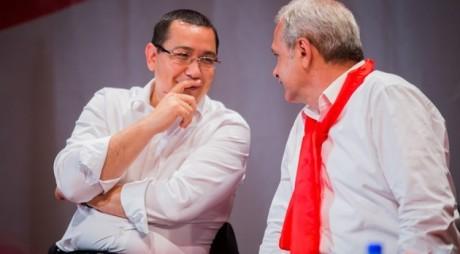 Numărătoare paralelă PSD: Cât au Ponta și Iohannis