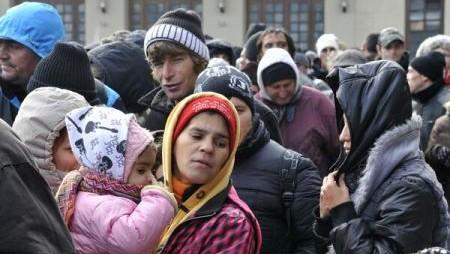 Aproape 40% din populaţia României este expusă riscului de sărăcie