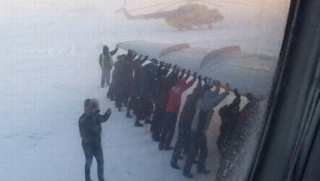 Cinci zboruri de pe Aeroportul Iași au fost amânate din cauza ninsorii și a ceții