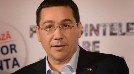 Parlamentul l-a SALVAT pe Ponta de conflictul de interese