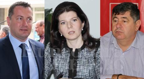 CINE A LIPSIT de la voturile pe Legea amnistiei şi pentru arestarea demnitarilor