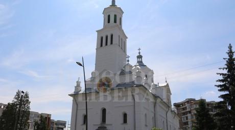 Catedrala Episcopală îşi sărbătoreşte sâmbătă HRAMUL