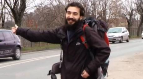 Aventurile lui Bogdan, hunedoreanul care a vizitat Europa cu doar un euro pe zi
