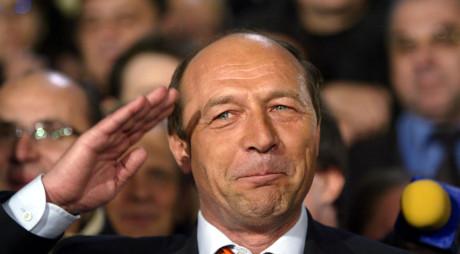 Traian Băsescu, declarat colaborator al fostei Securități