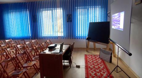 Centru pentru copii şi tineret, inaugurat în Dealul Babii