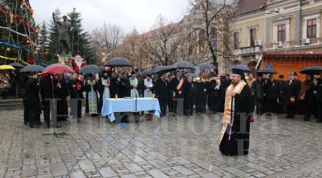 FOTO Cum au sărbătorit devenii Ziua României