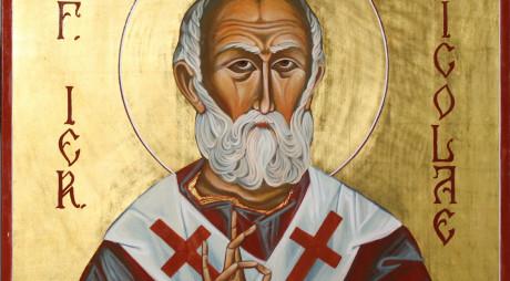 Sfântul Nicolae, un nume al bunătăţii