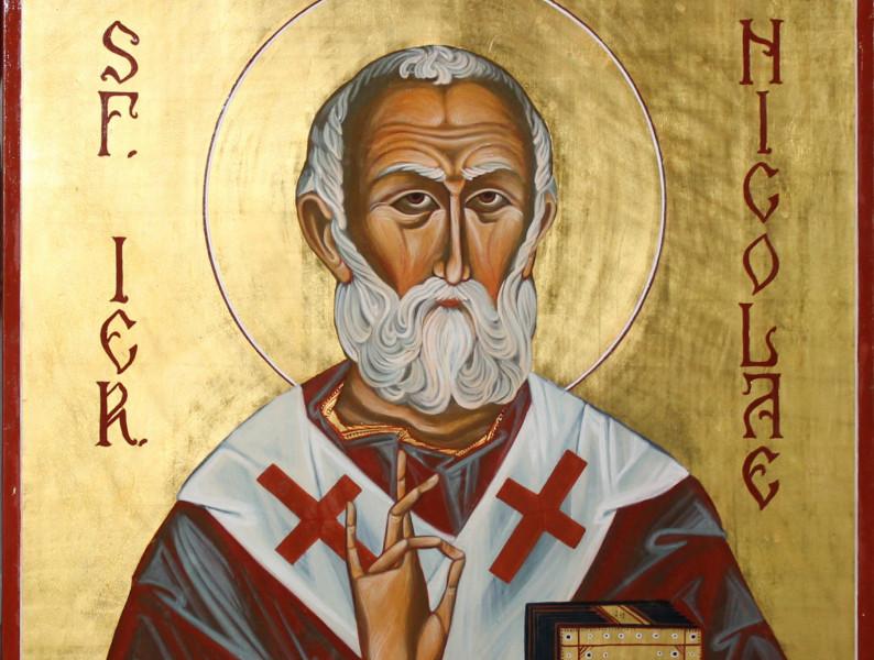 Distribuie si tu Cea mai puternică rugăciune către Sfântul Ierarh Nicolae