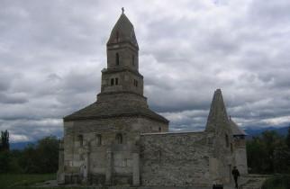 23 octombrie 1443: Finalizarea picturii murale de la Biserica din Densuș