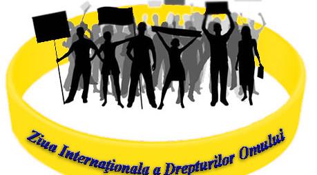 Astăzi sărbătorim Ziua Internaţională a Drepturilor Omului