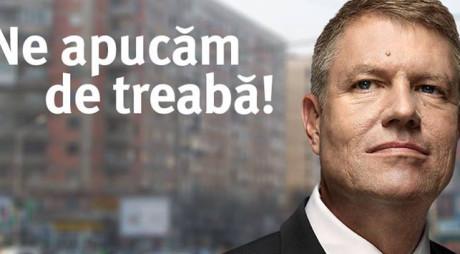 Încrederea în Preşedinţie, de 2,5 ori mai mare de când a fost ales Klaus Iohannis. SONDAJ