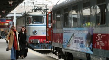 """1 ianuarie 2015: Călătorii mai ieftine cu """"Trenurile Zăpezii"""""""