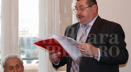 Şeful Parcului Industrial Hunedoara a rămas cu buza umflată