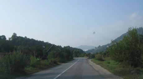 Se repară drumul dintre Abrud și Hunedoara
