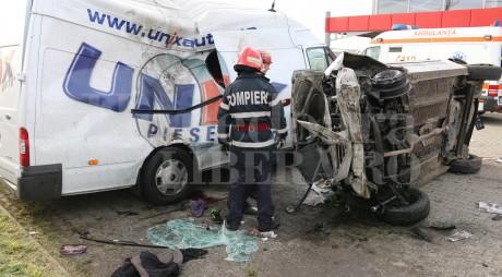 Câte VICTIME au făcut accidentele rutiere în 2014