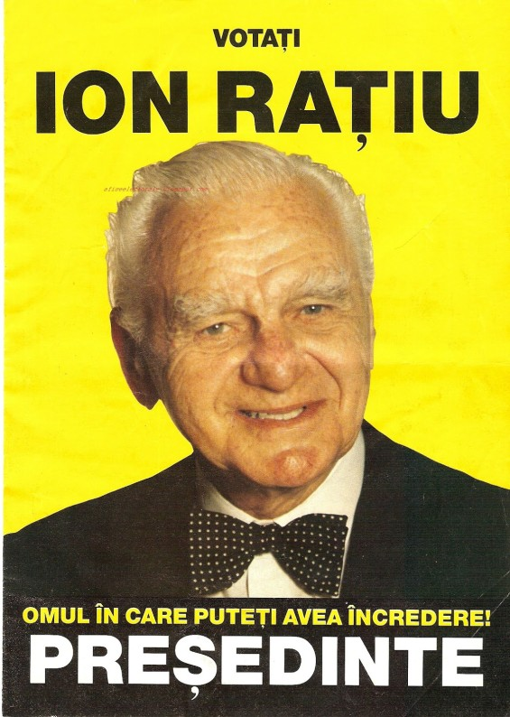 Ion Ratiu 1990