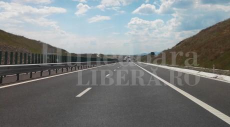 Siguranţa circulaţiei, pusă în pericol pe Autostrada SIBIU-ORĂŞTIE!