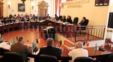 2016: Cum va fi ales preşedintele CJ Hunedoara
