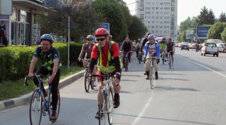 Caravana bicicliștilor – 2015 | Episodul 1, DEZMORȚIREA