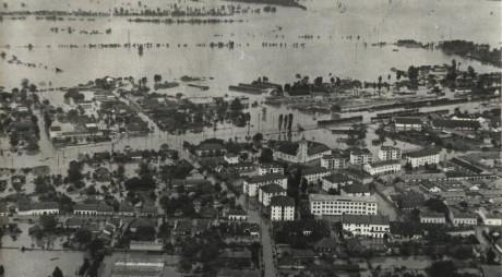 DEVA | Inundațiile din anul 1970 (GALERIE FOTO)