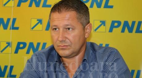 Ovidiu Furdui, candidat pentru șefia PNL Hunedoara (surse)