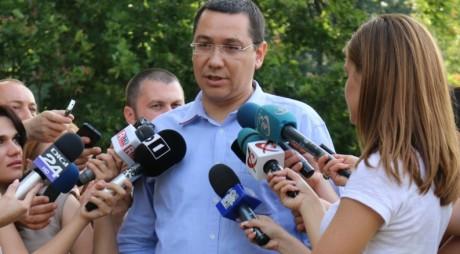 Victor Ponta revine la Orăștie în cursul lunii ianuarie