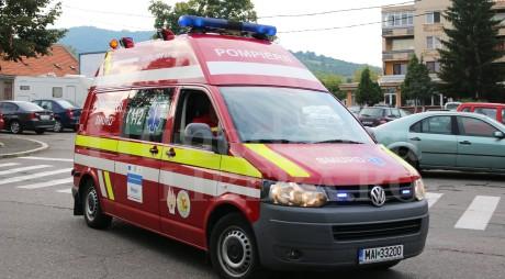 Paramedicii SMURD Hunedoara ar putea fi preluaţi de MAI