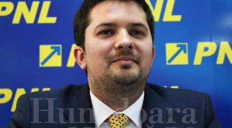 Cum i-a sfidat Bogdan Țîmpău pe primarii liberali din județ