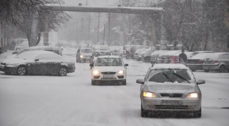 Recomandările poliţiştilor hunedoreni pe timp de iarnă