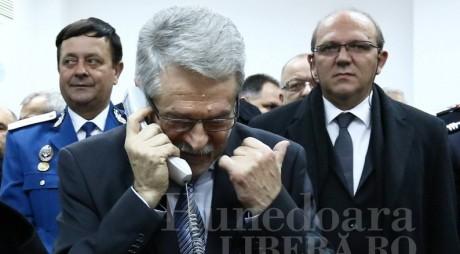 """""""GREU DE UCIS"""". MOLOŢ nu renunţă uşor la funcţia de preşedinte al CJ"""