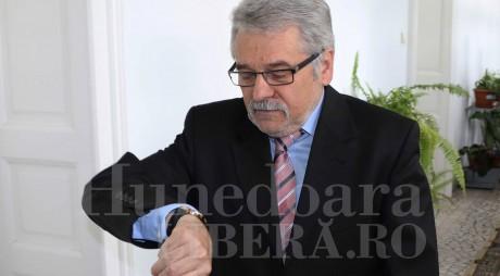 Cât timp mai rămâne Moloţ preşedinte suspendat al CJ?