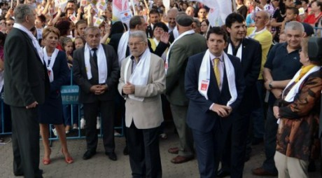 MOLOŢ, primul şi ultimul preşedinte de CJ ales de hunedoreni