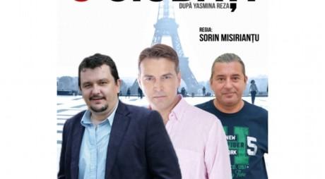 "HUNEDOARA | Spectacol ""3 CIUDAȚI"""