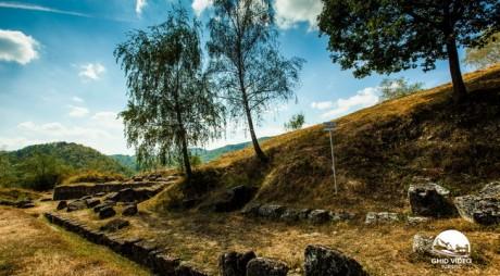 Cetățile dacice vor fi igienizate după Paști