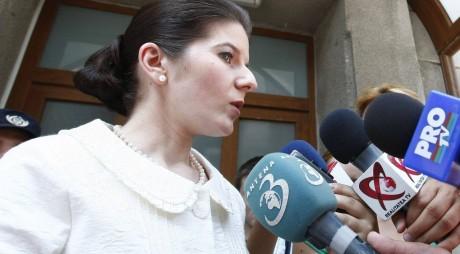 Ce politician a vizitat-o pe Monica Iacob Ridzi în penitenciar