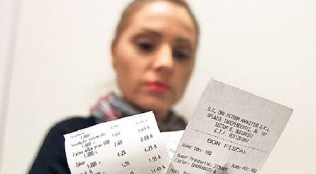 """Ai nevoie de bani? Începe """"Loteria bonurilor fiscale"""""""