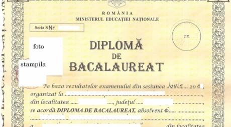 După șase luni, absolvenţii de liceu din 2014 își vor primi diplomele de Bacalaureat!