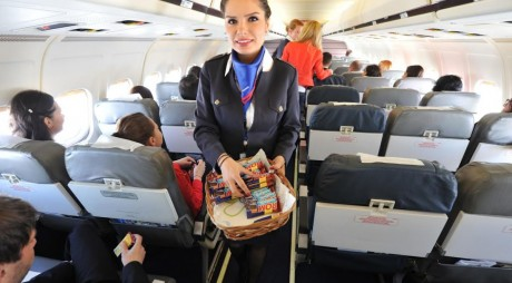 Dieta stewardeselor. Slăbești 5 kg în 4 zile