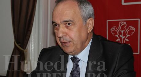 Liderul PSD Hunedoara pune presiune pe Ministrul Finanţelor