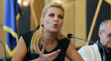 Parlamentarii hunedoreni nu vor s-o SALVEZE pe Elena Udrea