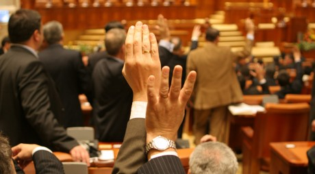 Parlamentul a votat în UNANIMITATE amnistia aleșilor care și-au angajat rudele