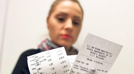 LOTERIA bonurilor fiscale: CALENDARUL extragerilor pentru anul 2016